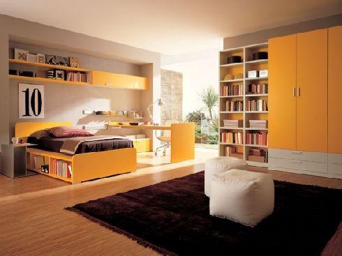 Habitaciones juveniles de Zalf, Decoración 2.0