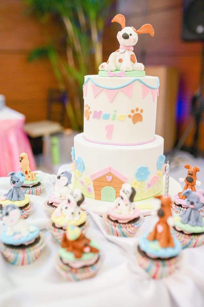 Best 25 Puppy Cake Ideas On Pinterest Puppy Birthday