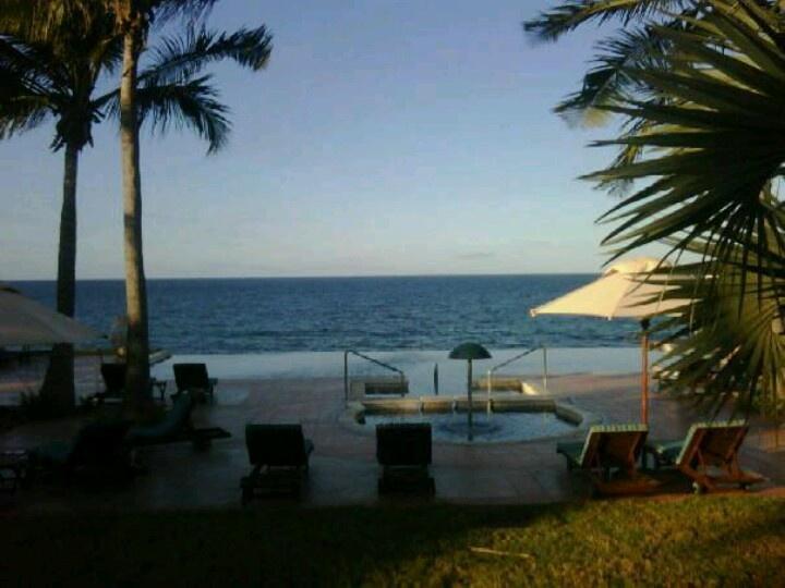 Pemba Beach Hotel, Mozambique.