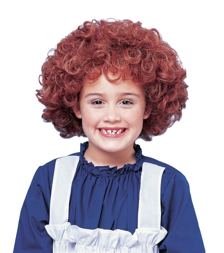 franco girls halloween costume curly red orphan wig continue to the product at the image link - Red Wigs For Halloween