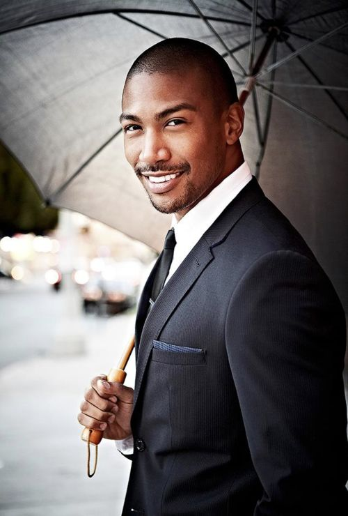 Charles Michael Davis | Blasian creation. Aka God's gift to the world, which requires some work on our part.