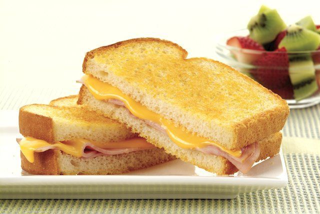 Switch up the ordinary with this Grilled Ham and Cheese Sandwich. A simple addition helps our Grilled Ham and Cheese Sandwich stand out from the crowd.