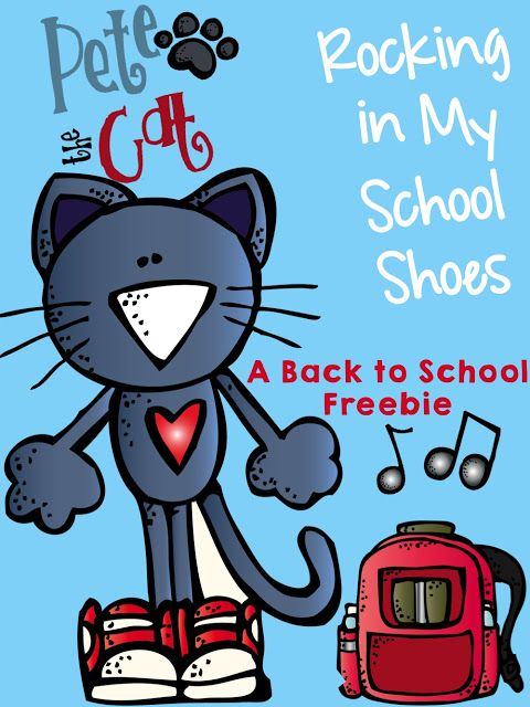 24 best Pete the Cat images on Pinterest | Pete the cats, School ...