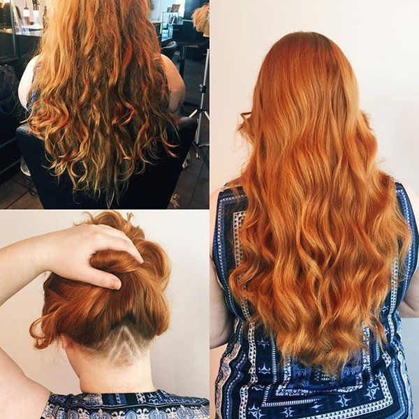 32 best Color images on Pinterest | Lounges, Salons and Hair ideas