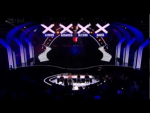 Ashleigh & Pudsey Dog Act WON the Britains got talent 2012 Live Final.  Ashleigh and Pudsey the dancing dog perform their routine to the mission impossible theme.