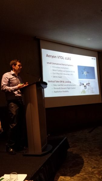 Aeryon Unmanned Aerial Systems