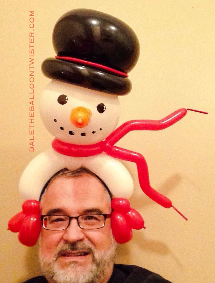 Frosty earmuffs hairband. Hat design by Dylan Gelinas.
