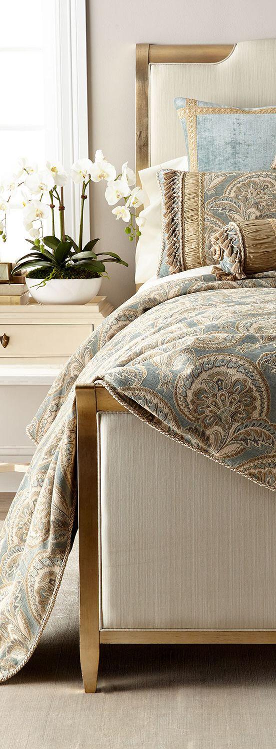 Dian Austin Luxury Designer Bedding Collection #bedding