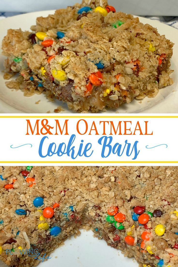 Chewy Oatmeal With Sweetened Condensed Milk And Chocolate Makes A Baked Oatmeal Bar That I Oatmeal Cookie Bars Oatmeal Cookie Recipes Chocolate Oatmeal Cookies