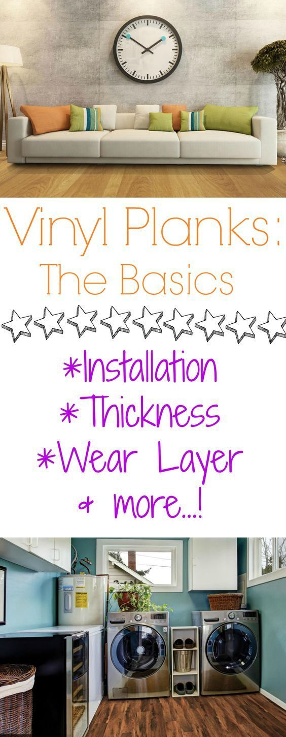 Whats The Deal With Vinyl Planks Part 1 the Basics