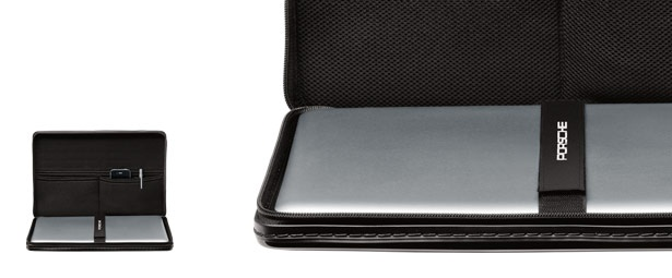 porsche design laptop case we love their luggage too. Black Bedroom Furniture Sets. Home Design Ideas