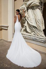 wedding dress Catalina Каталог, страница товара — Tina Valerdi