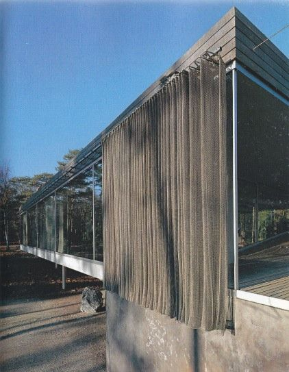 Dutch House / Rem Koolhaas: Dutch Architecture, Dutch House, Curtains, Dutch Architects, Chains Mail, Architecture Building, Architecture, Home Arquitectura, Famous Dutch
