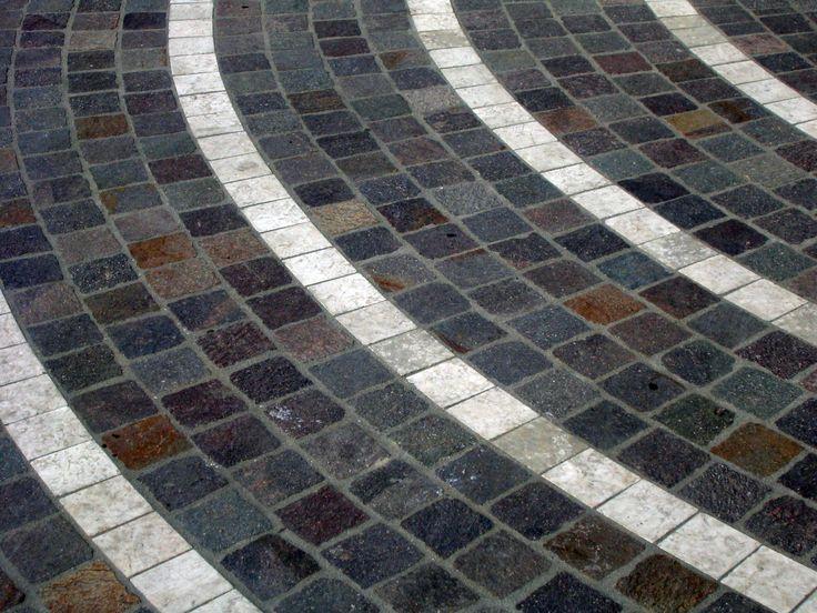 #decoration #appiaanticasrl #brescia #palosco #porfido #architettura #building #garden #stone #flooring