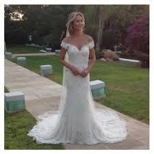 Afbeeldingsresultaat voor bruidsjurk wendy van dijk