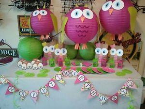 Best 25 Owl party supplies ideas on Pinterest Birthday themes