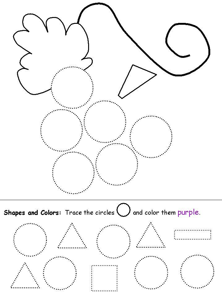 8 best images about preschool shapes on pinterest. Black Bedroom Furniture Sets. Home Design Ideas