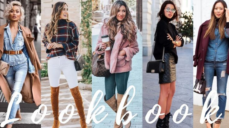 Fall 2019 & Winter 2020 Outfit Ideas (With images ...