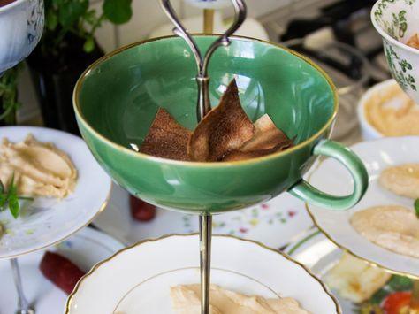 Libanesiska små mezerätter   Recept från Köket.se