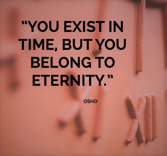 You exist in time, but you belong to eternity.  #meditation #zen #peace #spiritual #enlightenment #spiritual #faith #positivevibes #goodvibes #powerthoughtsmeditationclub