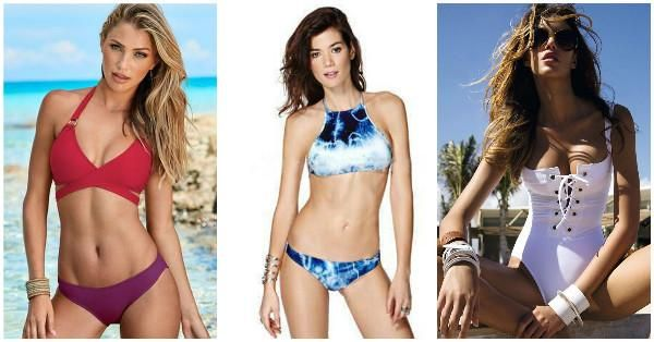 One stop shopping site for all your fashion needs , largest selection of trending deeply discounted swimsuits , bikinis , swimwear online.