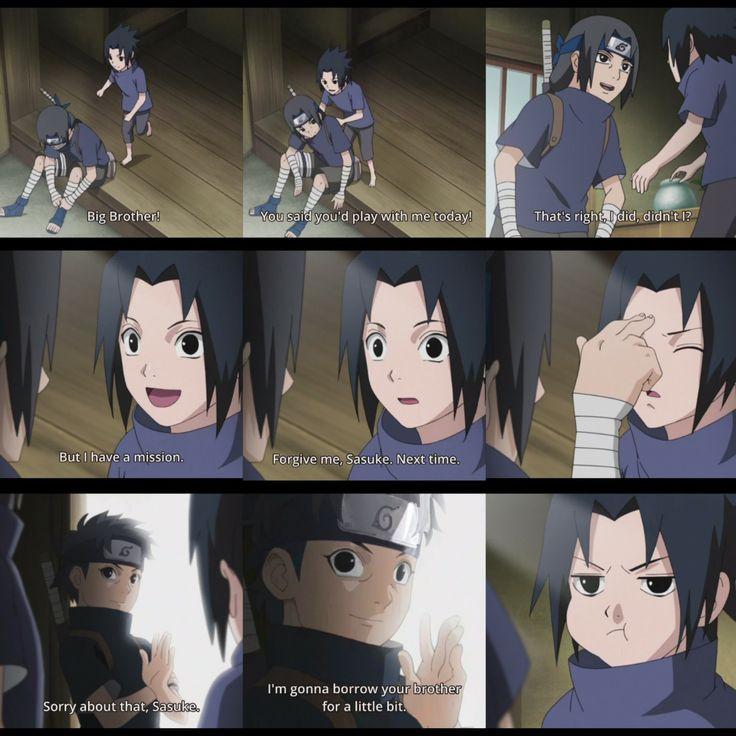 the only time i ever liked Sasuke was when he did his pouty face XD