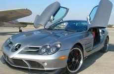 $500,000 Supercar on eBay- Mercedes-Benz McLaren SLR 722 Edition - https://www.luxury.guugles.com/500000-supercar-on-ebay-mercedes-benz-mclaren-slr-722-edition/