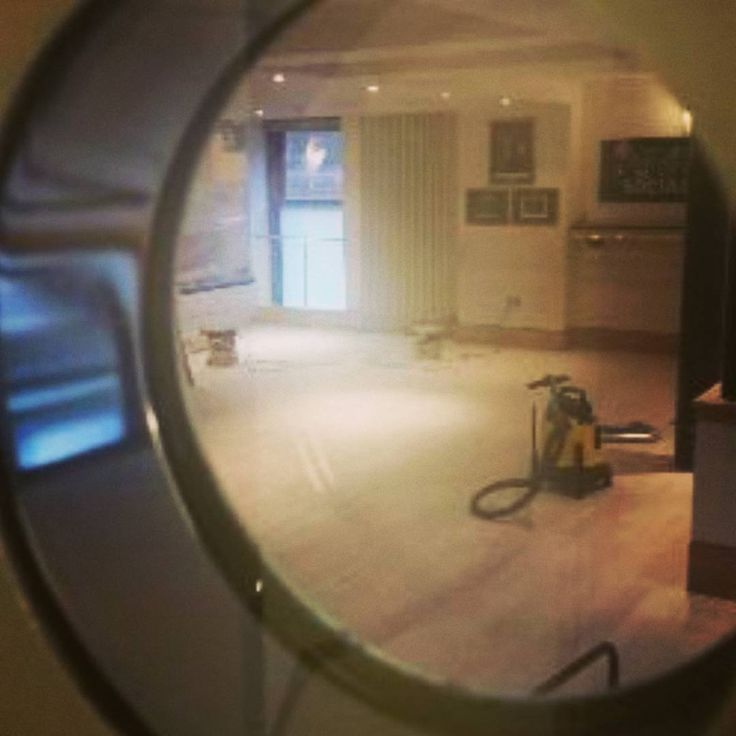 There's some exciting #refurbishment  work going on in The Pipers' Tryst at the moment, we are back with you on Friday! Until then, we will close at 5pm each day. #glasgow #sandedfloor #exciting