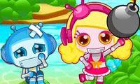 Bomb It 6 - Un juego gratis para chicas en JuegosdeChicas.com