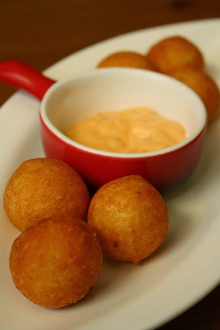 BAB gluténmentes blogja: Krumpligolyó