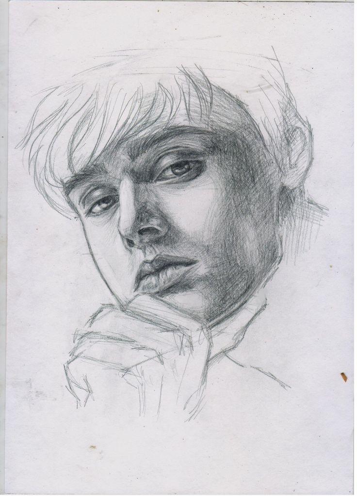 Alekseev by Oksana Somova