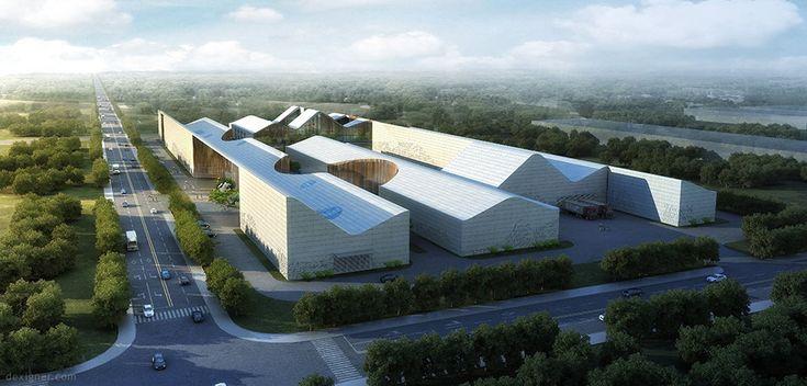 Sichuan International Glass Art Factory and Innovation Centre