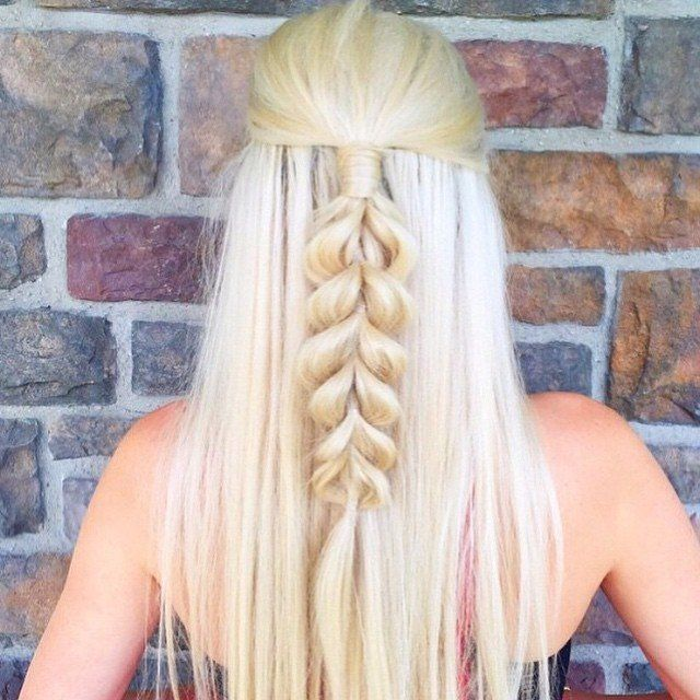 Outstanding 1000 Ideas About Inside Out Braid On Pinterest Plaits Dutch Hairstyle Inspiration Daily Dogsangcom