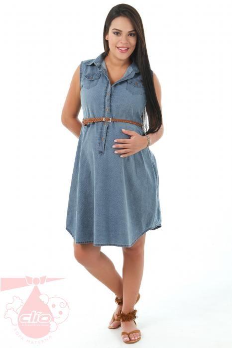Puedes lucir ropa materna que te ofrezca moda y for Diseno de ropa