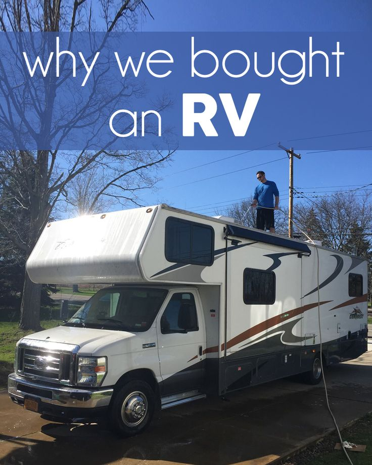 "To be honest we bough the RV 2 years ago. I have shared it a few times on Instagram, but never on the blog. To be honest, I was worried that I would met with a lot of criticism, judgement, and ""meanness"". I know that it sounds pretty silly dumb, buying a motor home, when you are up to ..."