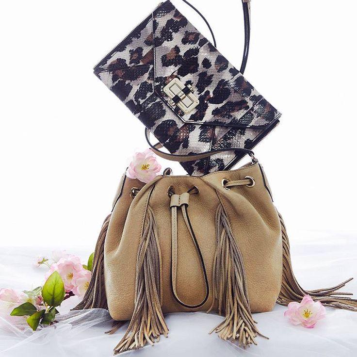 A little bit of fringe and a little bit of skin! Find designer handbags with 6% #CashBack at Saks Fifth Avenue as we end #SpringFashion week at Ebates!  #SpringIntoEbates #DoubleCashBack #EbatesStyle