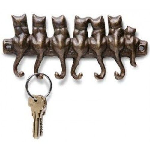 Porta Chaves 7 Gatinhos