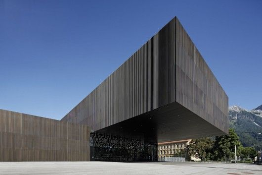 Innsbruck trade fair a arge cnbz architects black for Interior design innsbruck