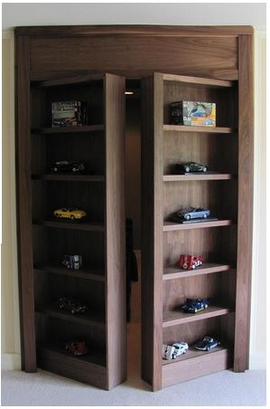 1000 Images About Hidden Closet Door On Pinterest The