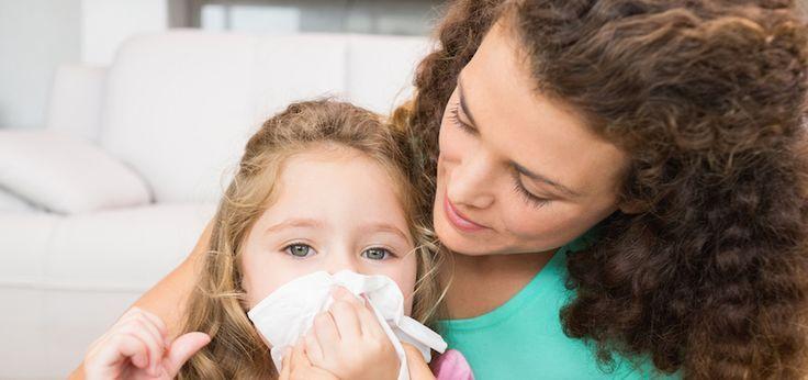 Что ваша няня должна знать об аллергии.