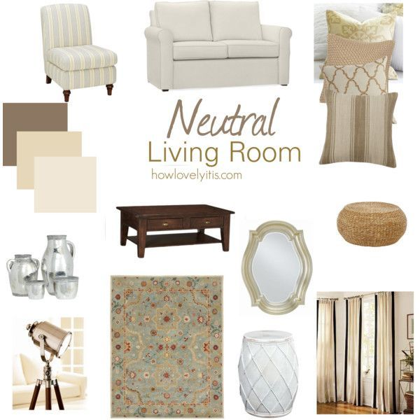 Mood board neutral living room accent colors mood for Accent colors for neutral rooms