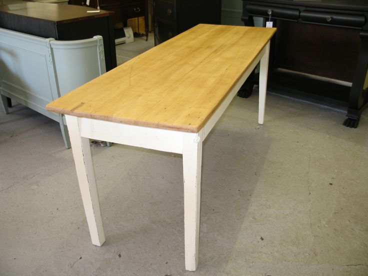 Cute what is a long skinny table called dining table for Cute kitchen tables