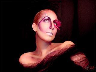 Fantasy makeup Hair, Makeup & Styling: Mariya Rai Photography: Ussama Rai