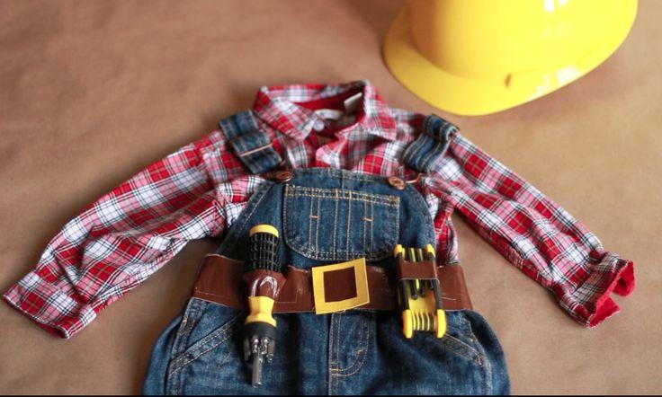 DIY Bob The Builder Costume - http://www.pbs.org/parents/crafts-for-kids/diy-bob-builder-costume/