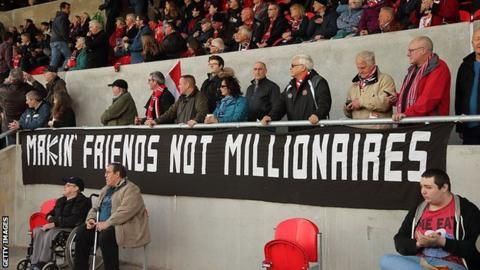 FC United of Manchester: The protest club at war with itself?