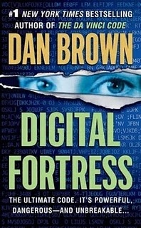 Dan BrownBrown Book, Worth Reading, Mysteries Codes, Book Worth, Favorite Book, Digital Fortress, Dan Brown, Favorite Author, Book Readreadingread