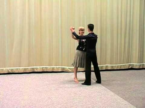 Základní taneční - Blues.mpg - YouTube