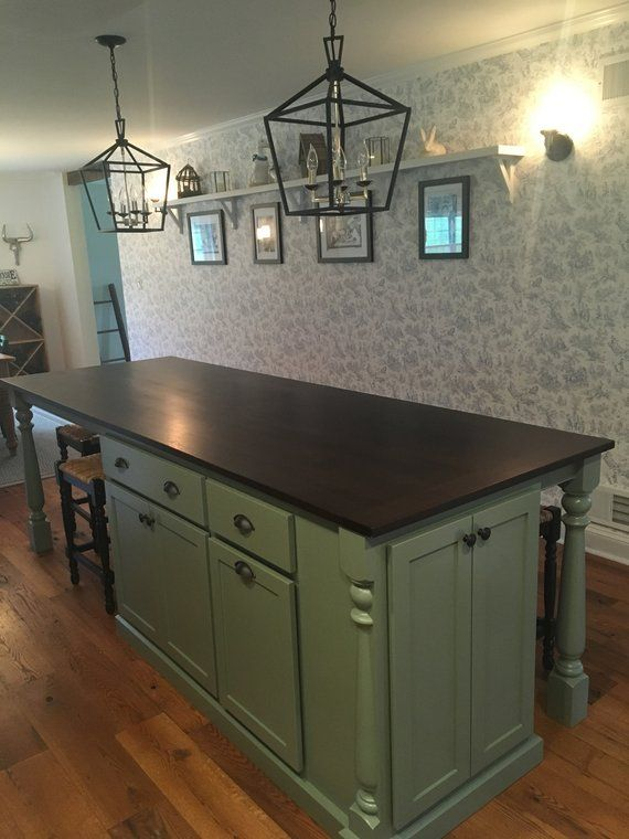 Item 112 Kitchen Island With Seating Table Island Custom Kitchen Island Island With Seating Kitchen Island With Seating Kitchen Remodel