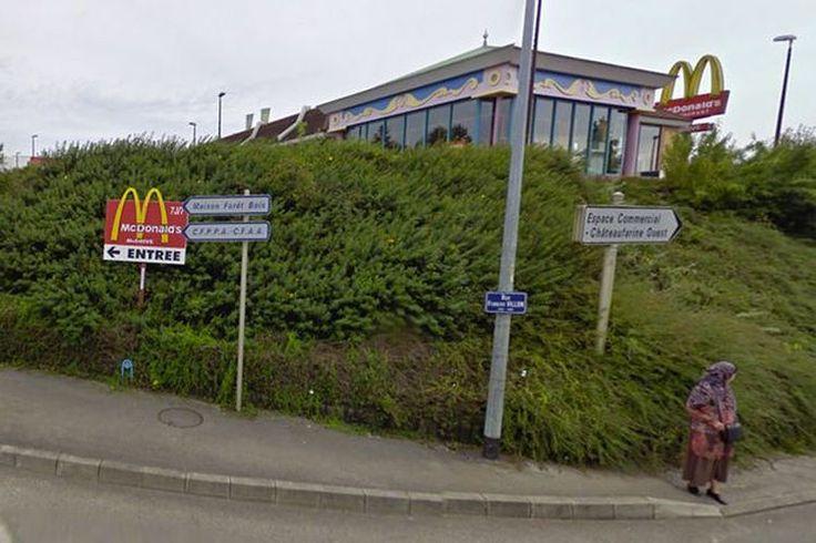 Во Франции грабители напали на McDonald's, когда там ужинал спецназ