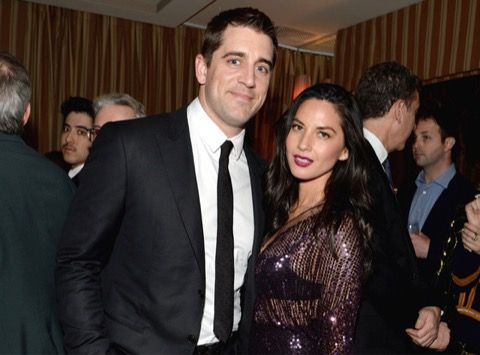There's a Rumor Aaron Rodgers Got Olivia Munn Knocked Up -- Is Aaron Rodgers following in Clay Matthews' footsteps? There's a rumor that Rodgers has gotten girlfriend Olivia Munn pregnant. Here's what we know.